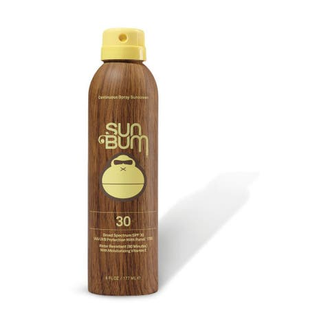 Sun Bum 6-ounce Sunscreen Spray SPF 30