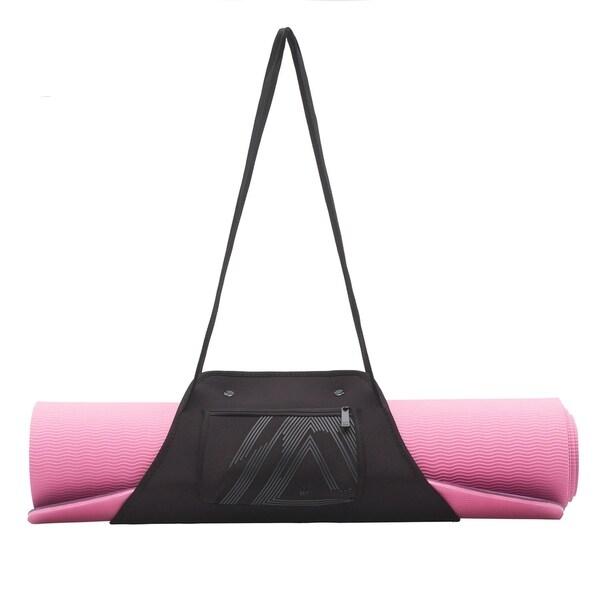 Mytagalongs yoga mat carrier - Black