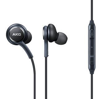 AKG Samsung Earphones Headphones In-Ear Headset for Galaxy S8 S8 Plus - Bulk|https://ak1.ostkcdn.com/images/products/16818380/P23120948.jpg?impolicy=medium