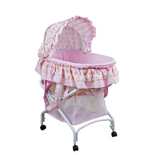 Dream On Me Layla 2 in 1 Bassinet to Cradle