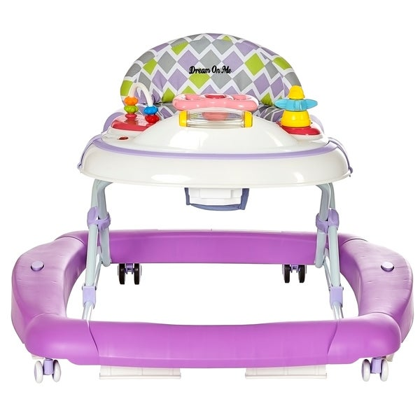 Shop Dream On Me 2 In 1 Crossover Musical Walker And