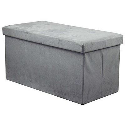 Sorbus Storage Bench Chest Contemporary Faux Suede (Small Suede Grey)  sc 1 st  Overstock.com & Shop Sorbus Storage Bench Chest Contemporary Faux Suede (Small Suede ...