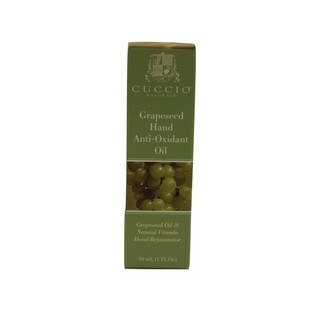 Cuccio Grapeseed 1-ounce Anti-Oxidant Oil