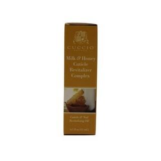 Cuccio Milk & Honey 0.5-ounce Cuticle Oil