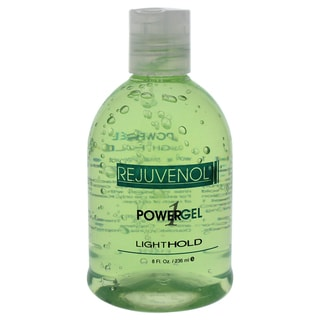 Rejuvenol Power Gel 8-ounce Light Hold Gel