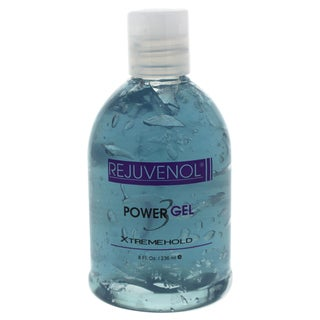 Rejuvenol Power Gel 8-ounce Extreme Hold Gel