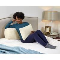 Hermell Oversized Bolster Pillow