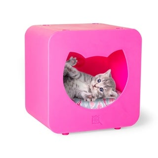 Kitty Kasa Bedroom Cat House & Bed