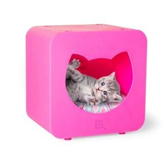 Kitty Kasa Bedroom Cat House & Bed