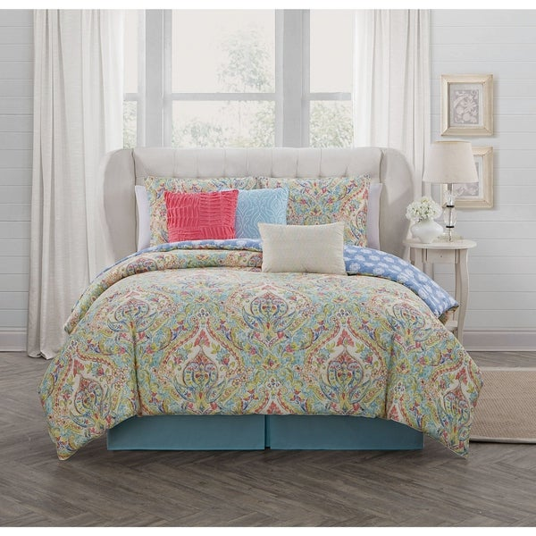 Avondale Manor Hali 7-piece Comforter Set