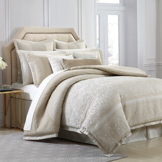 Charisma Bellissimo Woven Jacquard Duvet Cover Set (2 options available)