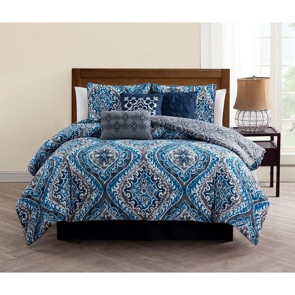 Avondale Manor Callais 7-piece Comforter Set