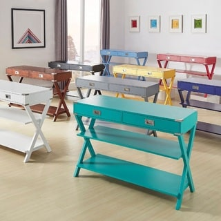 Kenton 2-drawer Console Table by iNSPIRE Q Bold