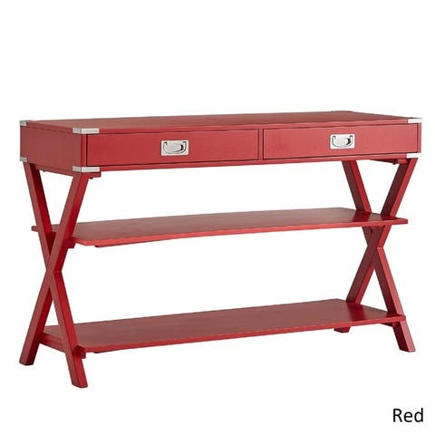 Red, Console Tables Living Room Furniture | Find Great ...