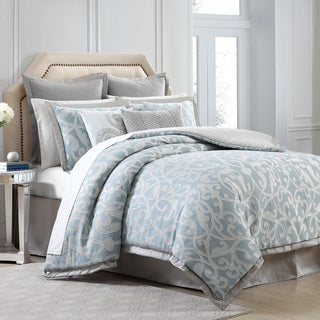 Charisma Legacy Jacquard Woven Duvet Cover Set (3 options available)