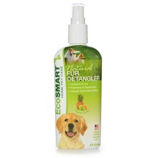 EcoSmart Natural Detangler 8oz (1 Pack) - 8 oz