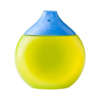 Boon Green/Blue Fulid 10-ounce Sippy Cup