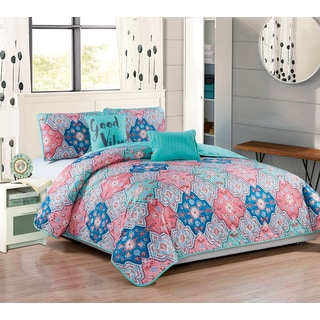 RT Designers Collection Hamilton 5-Piece Quilt Set