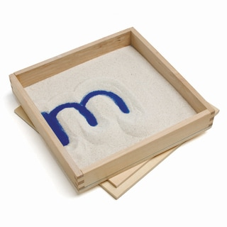 Primary Concepts Letter Formation Sand Trays, Set of 4