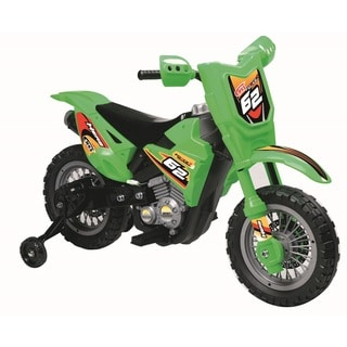 Link to Green 6-volt Dirt Bike Similar Items in Bicycles, Ride-On Toys & Scooters
