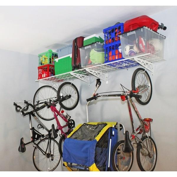 saferacks installation rack safe pistol racks org system stpaulhike mounted track gourmet garage with video costco