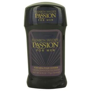 Elizabeth Taylor Passion Men's 2.5-ounce Deodorant Stick