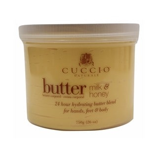Cuccio Milk & Honey 26-ounce Butter Blend