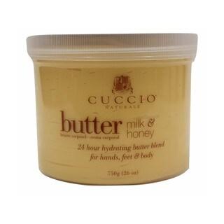 Cuccio Milk & Honey 26-ounce Butter Blend