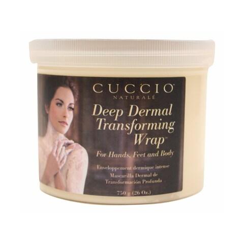 Cuccio Naturale Deep Dermal 26-ounce Transforming Wrap