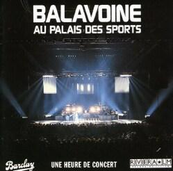 DANIEL BALAVOINE - AU PALAIS DES SPORTS