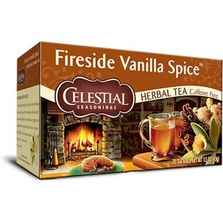 Fireside Vanilla Spice Tea