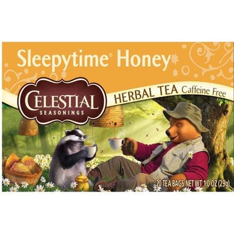 Sleepytime Honey Tea