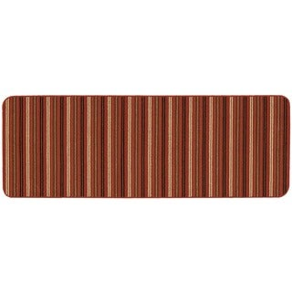 Nourison Everywheres Rust Rug (1'9 x 5)