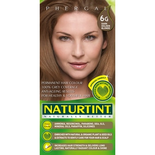 Naturtint Permanent Hair Colorant 6G Dark Golden Blonde