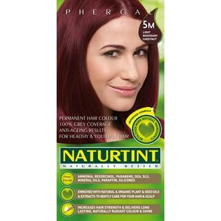 Naturtint Permanent Hair Colorant 5M Light Mahogany Chestnut
