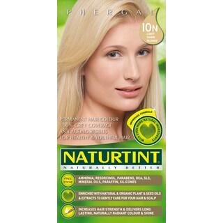 Naturtint Permanent Hair Colorant 10N Light Dawn Blonde