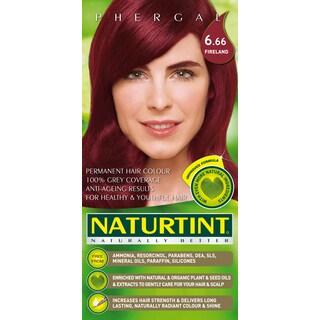 Naturtint Permanent Hair Colorant 6.66 Fireland