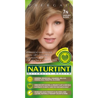 Naturtint Permanent Hair Colorant 7N Hazelnut Blonde