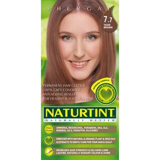 Naturtint Permanent Hair Colorant 7.7 Teide Brown