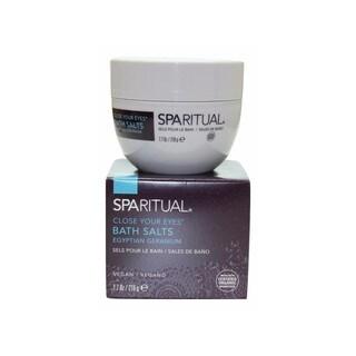 SpaRitual Close Your Eyes 7.7-ounce Bath Salts