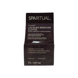 SpaRitual Fluent Extra Lacquer Remover Cloth (Pack of 6)