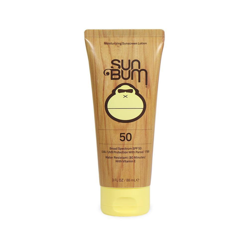 Sun Bum Original Shorties 3-ounce Sunscreen Lotion SPF 50...
