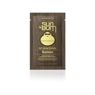 Sun Bum Sunless Tanning Towelettes (Pack of 5)