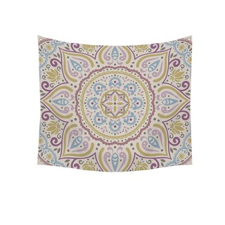 Stratton Home Decor Kaleidoscope Wall Tapestry