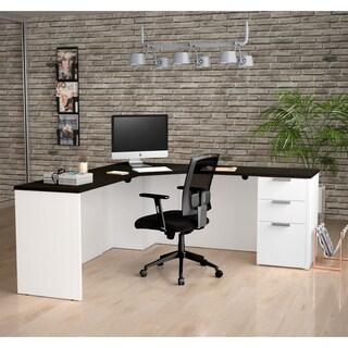 corner desk for office. Bestar Pro-Concept Plus Corner Desk For Office