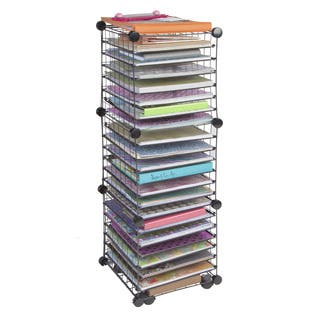 IRIS Scrapbook Organizer Cart|https://ak1.ostkcdn.com/images/products/16828734/P23130044.jpg?impolicy=medium