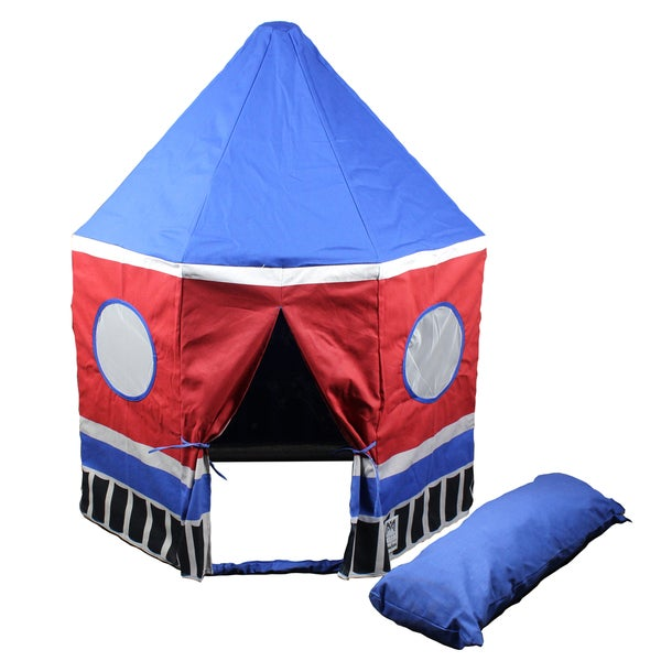 Pacific Play Tents Rocket Ship Pavilion
