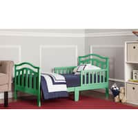 Dream on Me Elora Collection Green Wood Toddler Bed