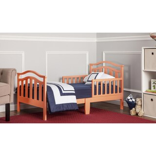 Dream On Me Elora Collection Wood Toddler Bed