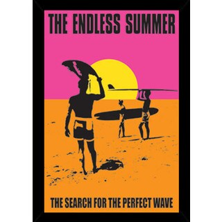 Endless Summer Poster With Choice of Frame (24x36)